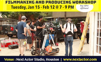 Filmmaking Class in Houston